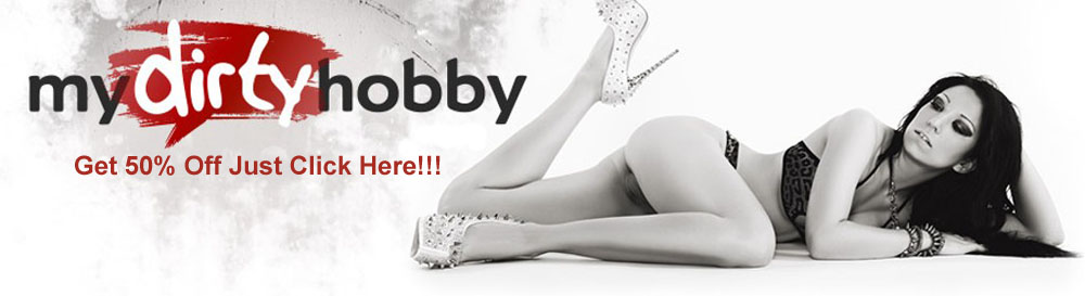 Take 50% Off with this My Dirty Hobby discount!